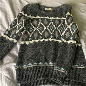 🌟🌟Abercrombie shine sweater🌟🌟